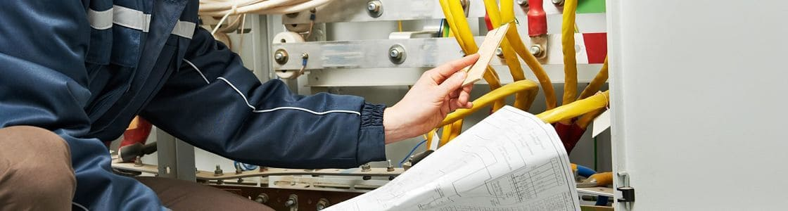 General electrical maintenance - Warrington
