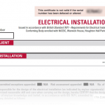 Electrical Installation Condition Report (EICR) - a Helpful Guide